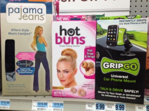 pajama jeans, hot buns, gripgo