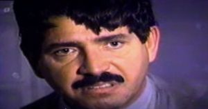 fictional Saddam Hussein as seen in MC Breed and DFC's video